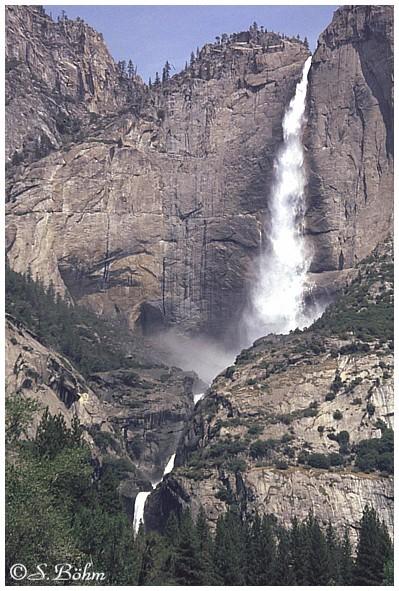 wetter yosemite national park